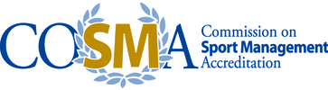 Charter Member of The Commission on Sport Management Accreditation(COSMA)