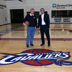 Sports Management Internship at Cleveland Cavaliers